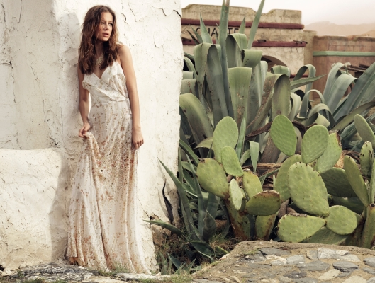 BDBA coleccion verano primavera 2013 novia invitada vestido low cost 1